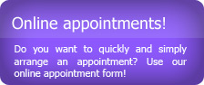 Online Appointments!